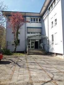 Kaltenbrunner Psychotherapie Freiburg Praxis Eingangsbereich